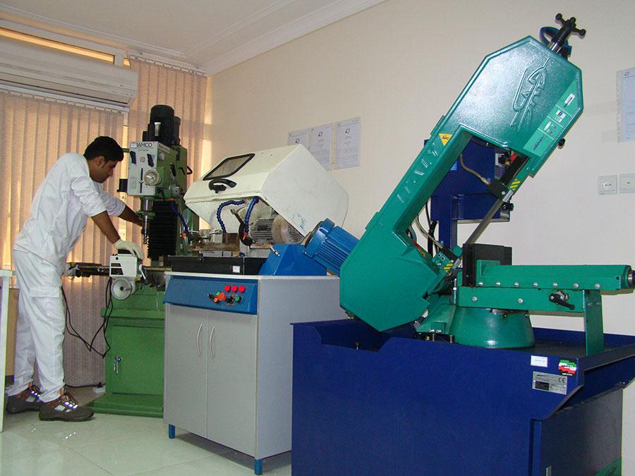 آزمایشگاه آماده سازی2 - آماده سازی